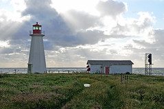 DGJ_4532 - Enrage Point Lighthouse (archer10 (Dennis) OFF) Tags: lighthouse canada island nikon novascotia free capebreton dennis jarvis d300 iamcanadian cheticamp 18200vr freepicture 70300mmvr dennisjarvis archer10 dennisgjarvis wbnawcnns enragepoint
