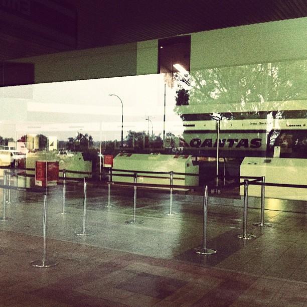 #qantasgrounded