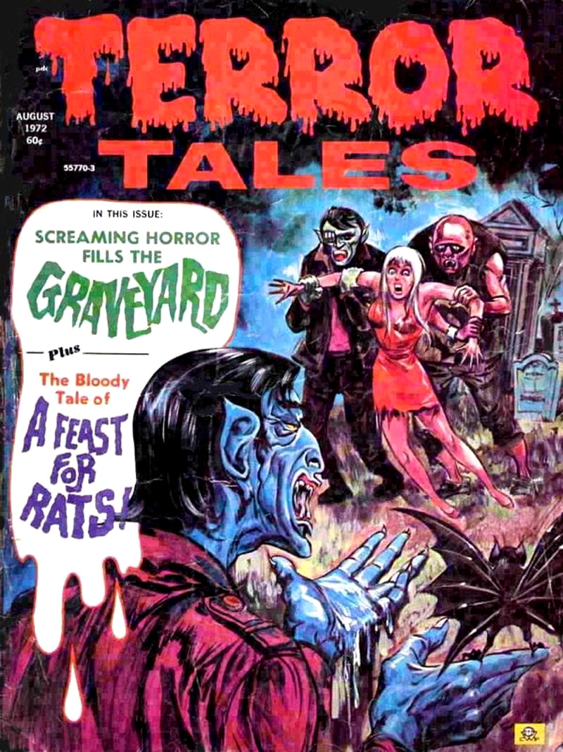 Terror Tales Vol. 04 #5 (Eerie Publications, 1972)