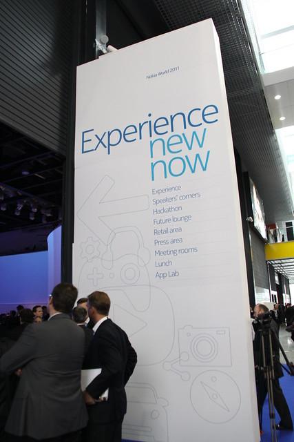 Experience Area