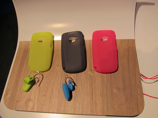 Casing For Nokia Asha 200/201