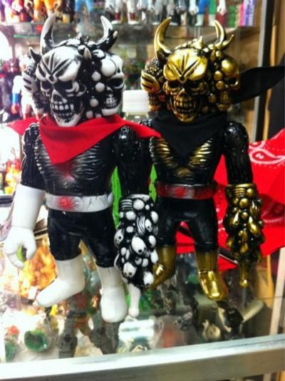 Skull Toys x RealxHead