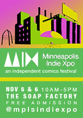 Minneapolis Indie Xpo 2011