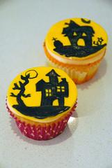 Cupcakes: Halloween