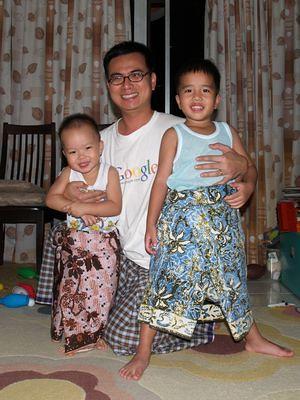 Sarong party