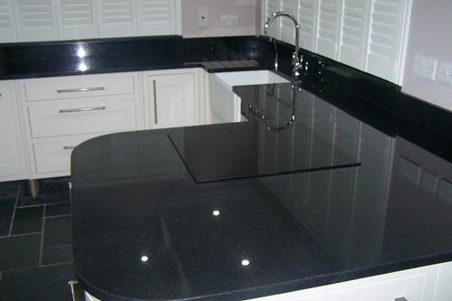 Angola Black Granite Worktops Granite Worktops Kitchen