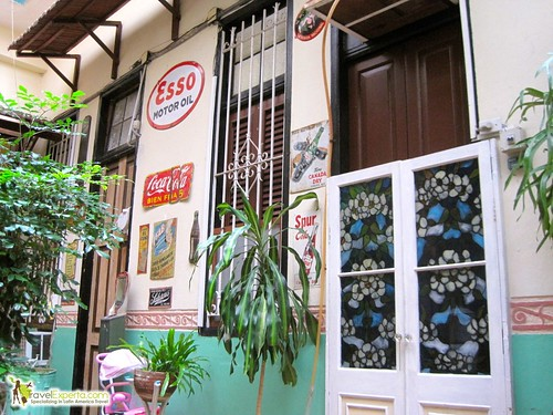 Wall of 1932 Collectibles Casa Particular - Havana Centro Cuba