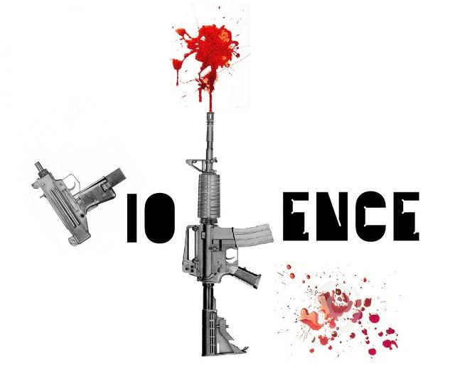violence blood