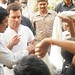 Rahul Gandhi on a local sweet shop in Jaunpur (4)