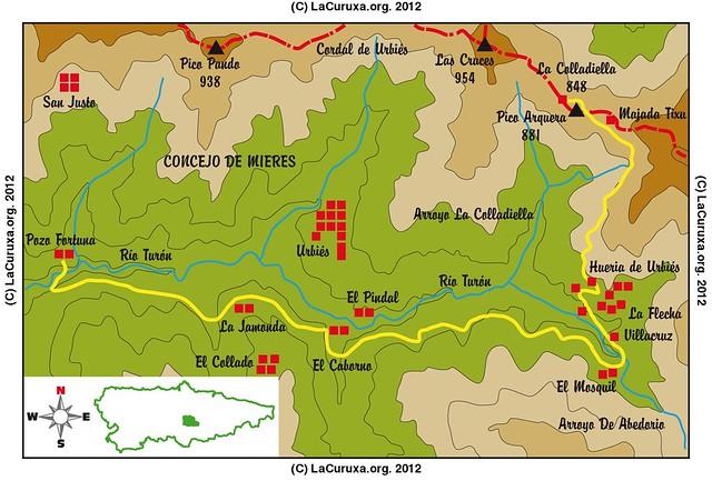 2012-01-28 ALTO LA COLLADIELLA - FORTUNA
