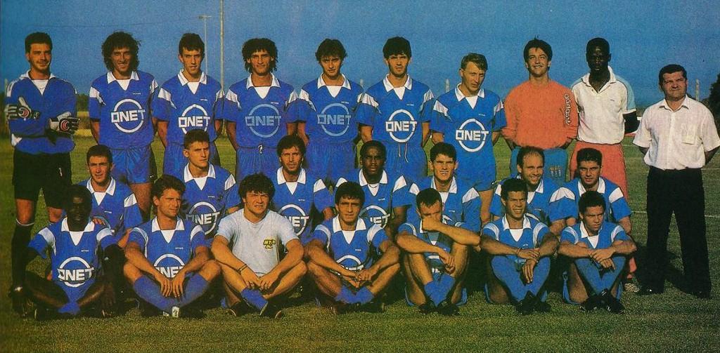 bastia 1987-88