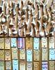 New Biz Cards   Krabi Coral (anczelowitz) Tags: wood coral paper print cards pattern handmade cut text grain shell craft stamp business card font punch krabi woodgrain grommet veneer handcut anczelowitz pattermprint