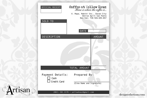 Invoice Making Software Word Company Branding Invoice And Receipt  Iamartisan Apple Receipts Pdf with Sevis Fee Receipt This Was Inspired From Nubby Twiglet Invoice  Home Depot Return Policy No Receipt Limit Pdf