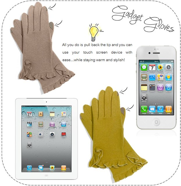 gadget gloves