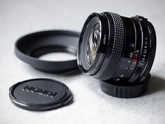 Caso de hombro Minolta CLE bueno para Leica CL Traje Leitz NUEVO