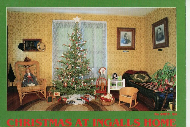 Christmas at Ingalls Home