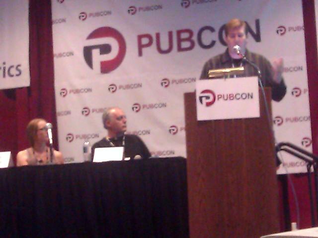 Adam Proehl PubCon Vegas