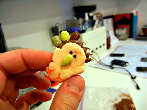 marshmallow turkey
