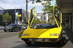 Ready for Take-off (Will Dinn) Tags: street classic canon eos is italian sydney australia william east will nsw usm lamborghini efs supercar countach v12 dinn 50d 1585 lp400