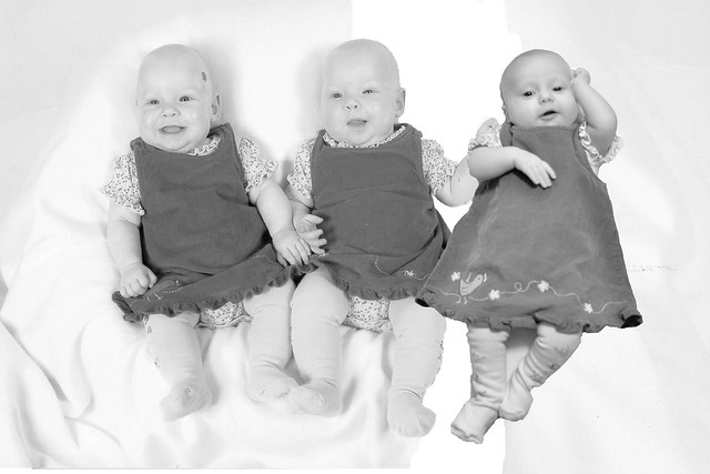 tripletsbw