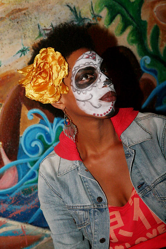 Day of the Dead: Female Portrait