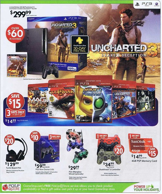 GameStop Black Friday 2011 Ad Scan - Page 7