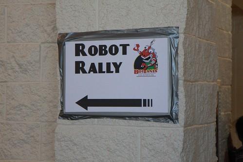 Robot Rally