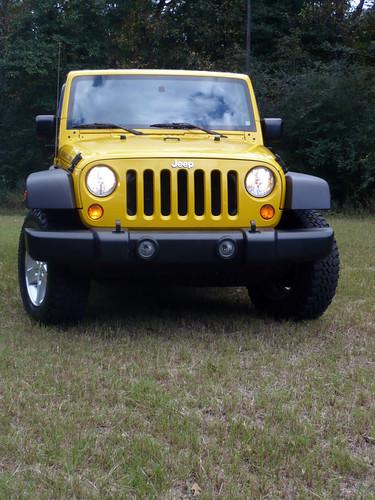 North Carolina 2008 Jeep Wrangler Unlimited Rubicon Jeep