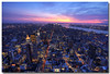 Manhattan at Dusk (PGornell) Tags: newyorkcity cityscape dusk manhattan hdr thepinnaclehof thepinnacleblog tphofweek125