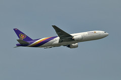 Thai Airways Boeing 777-2D7 HS-TJD (EK056) Tags: thai boeing airways hstjd 7772d7