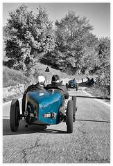 Chasing Bugatti (Riccardo Centofante) Tags: italy canon italia 5d bugatti 70200l 22meetingbugattiitalia 111213november2011