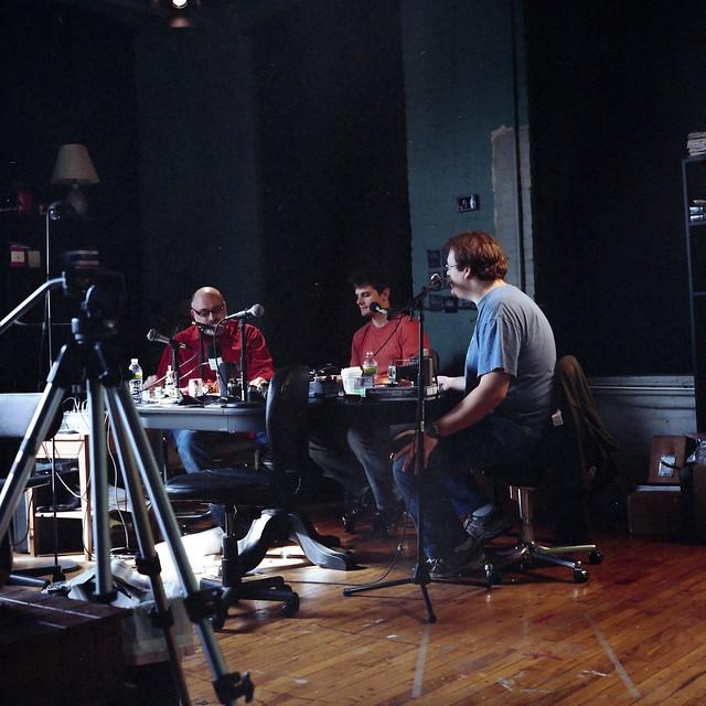 FPP Recording Day