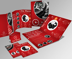 Products Brochures Layouts