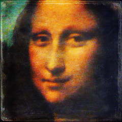 She (1crzqbn **away**) Tags: she paris color macro texture square monalisa musedulouvre leonardodavinci simplybeautiful artdigital innamoramento memoriesbook awardtree trolledproud crazygeniuses exoticimage 1crzqbn artcityart 1oftriptych