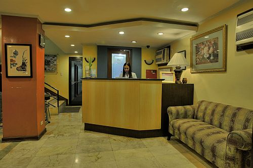 Fersal Annapolis - Lobby