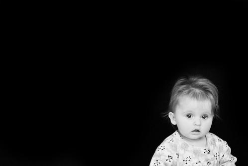 tiny baby.