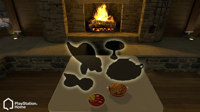 PlayStation Home: Thanksgiving Rewards