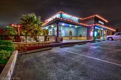 108/365: Kawaii (OscarAmos) Tags: night neon texas tamron roundrock hdr project365 detailenhancer 1024mm topazadjust nikond5100