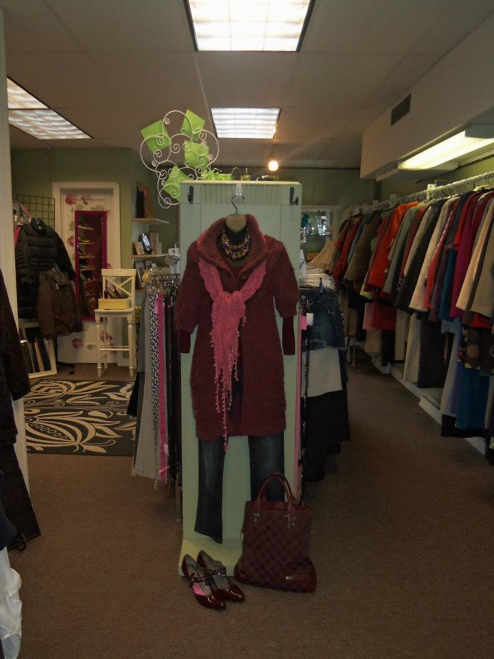 Back on the Rack LLC, A Consignment Boutique 01