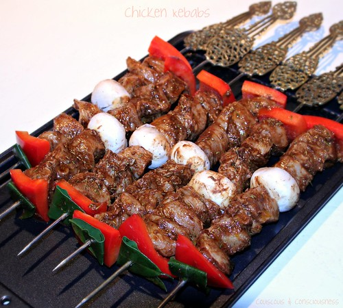 Chicken Kebabs 2