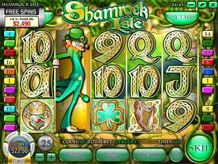 Shamrock Isle Free Spins