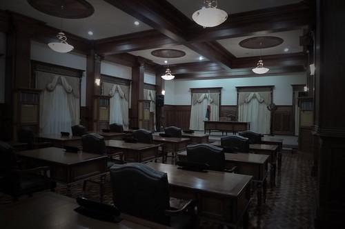 Session Hall