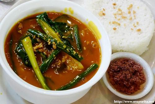 Kare-Kare to Bagoong = Match Tayo =))