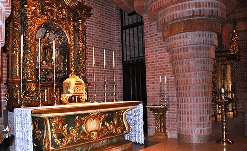 Capilla de la Virgen del Carmen