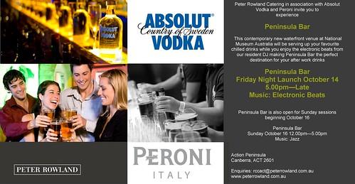 Peninsula Bar