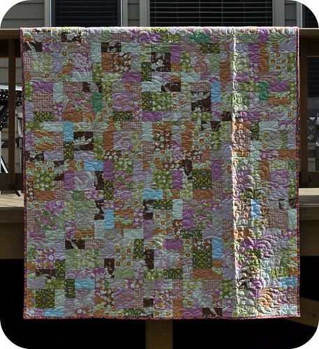 Amy Butler Midwest Modern Quilt