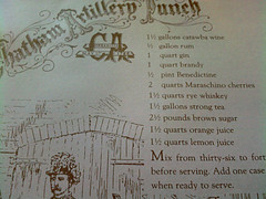 Artillery Punch at River House