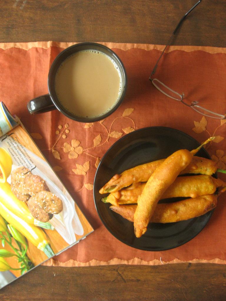 Kerala snack recipes kurryleaves mulaku bajji forumfinder Images