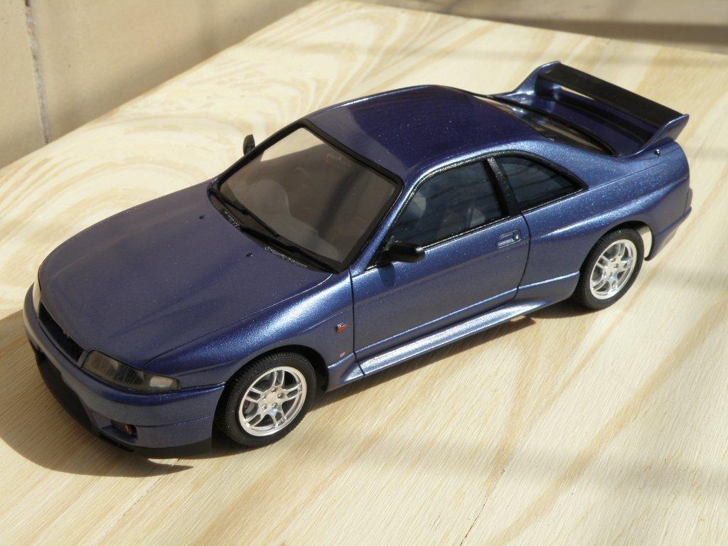 1993 Nissan Skyline GT-R r33 6235561656_291062d887_b
