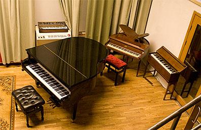 Studio at Álafoss